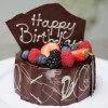 Oyster Box Jersey Small Birthday Cake