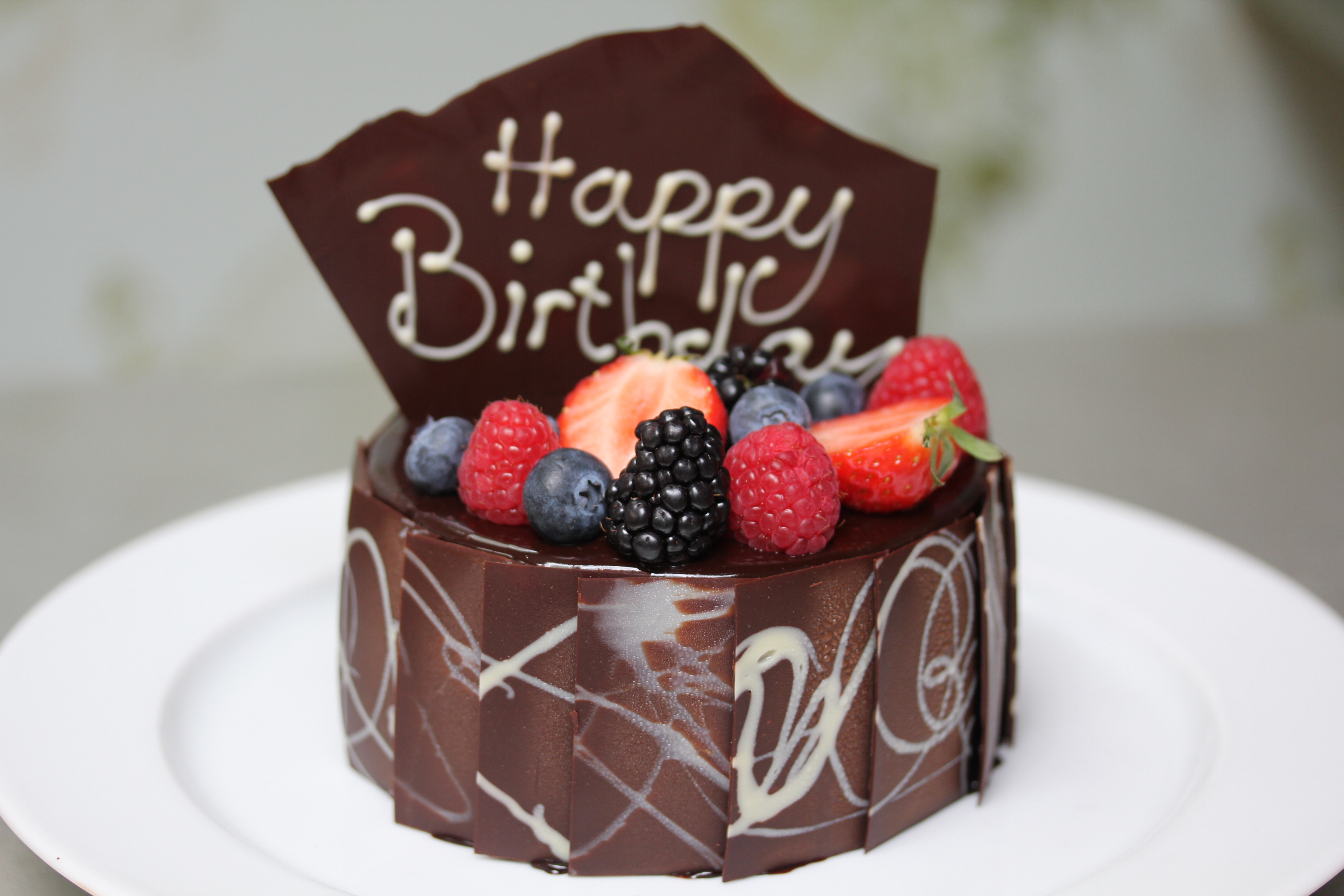 Cute Images Of Happy Birthday Cakes