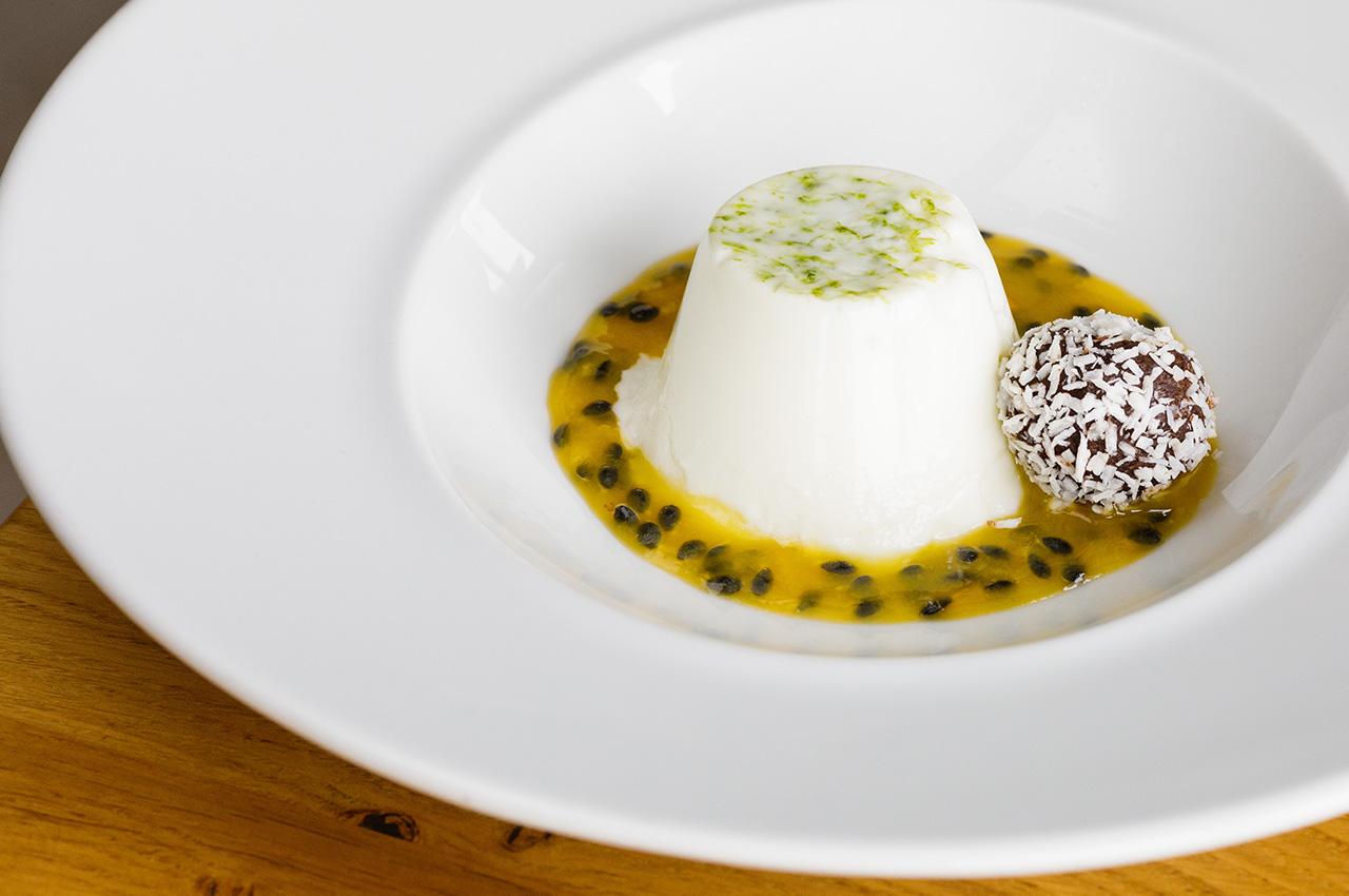 Dessert_pana cotta
