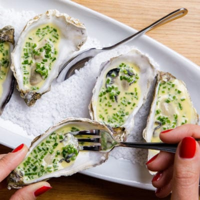 JERSEY OYSTERS